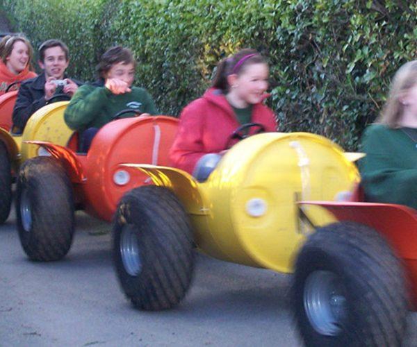 Barrel Rides 1