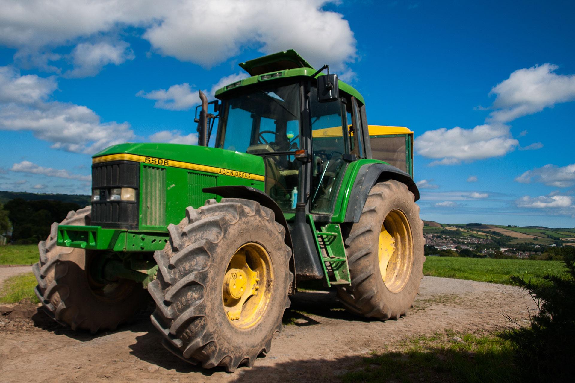 Tractor-Ride